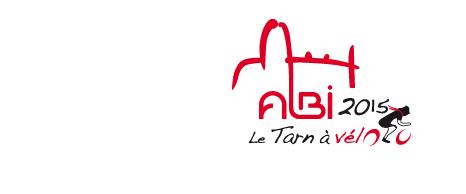 """Albi SF 2015 """"Le tarn à vélo"""""""